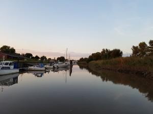 Hafen vom Wasser 1
