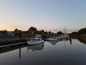 Hafen vom Wasser 2